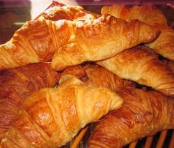 Croissants-beurre