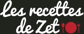 Logo: Les recettes de Zet
