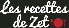 Logo: Les recettes de Zet