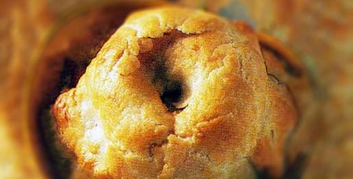 Chausson aux pommes-caramel
